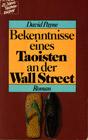 David Payne: Bekenntnisse eines Taoisten an der Wall Street